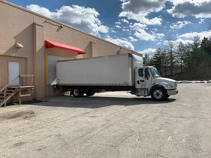 CopEx Truck