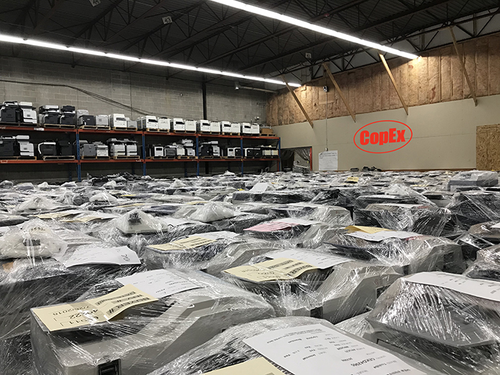 CopEx Storage